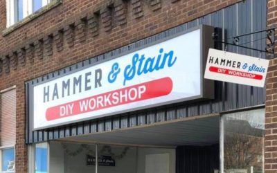 Hammer and Stain